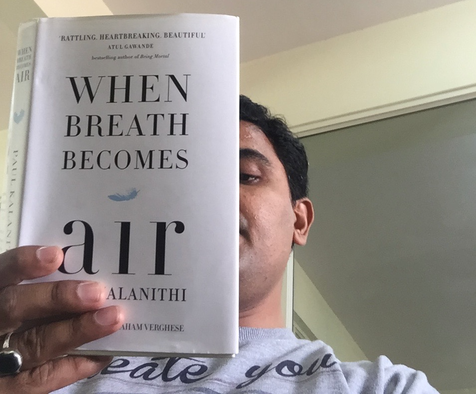 Book Review, When Breath Becomes Air